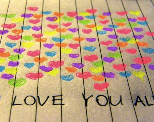 I love u all