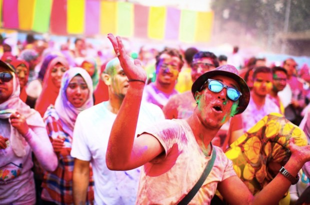 Indian Color Festival In EGYPT 2015