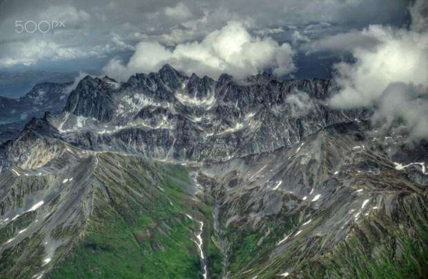 Soaring the Alaskan Ra