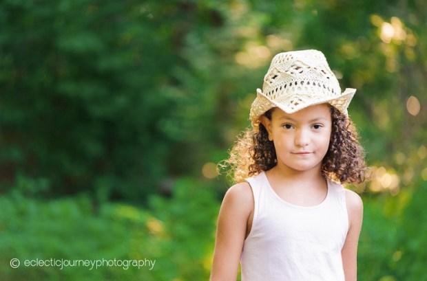 Beautiful girl outdoor photography