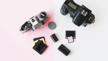 Digital-Analog-Photography