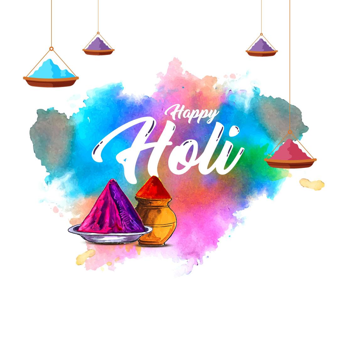 Festival of joy Holi
