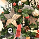 17 Diy Rustic Christmas Ornaments
