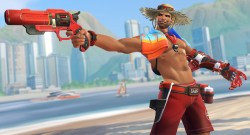 Anetka Overwatch Summer Games
