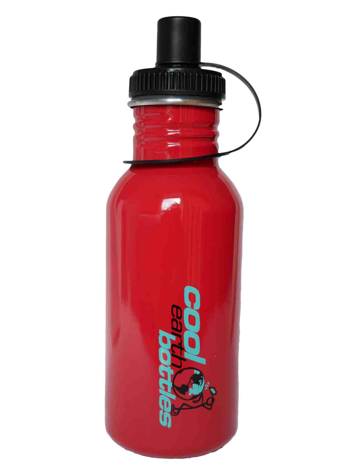 500ml Stainless Steel Water Bottle – Red