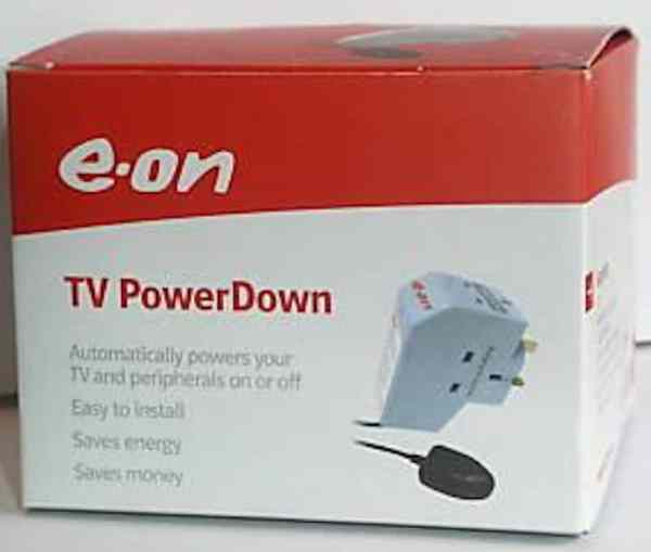 EON TV Power Down Plug