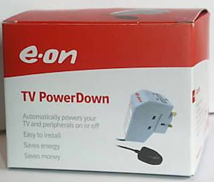 power down plug tv