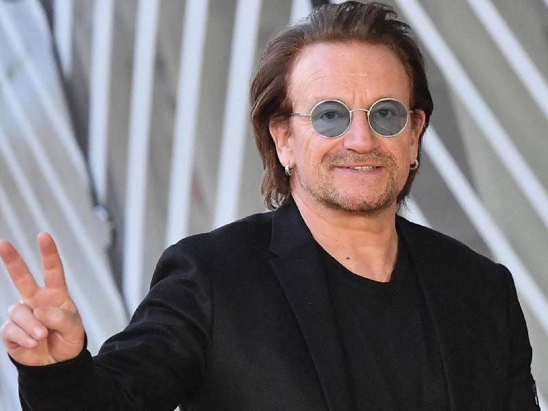 Bono de U2 compone canción sobre el coronavirus