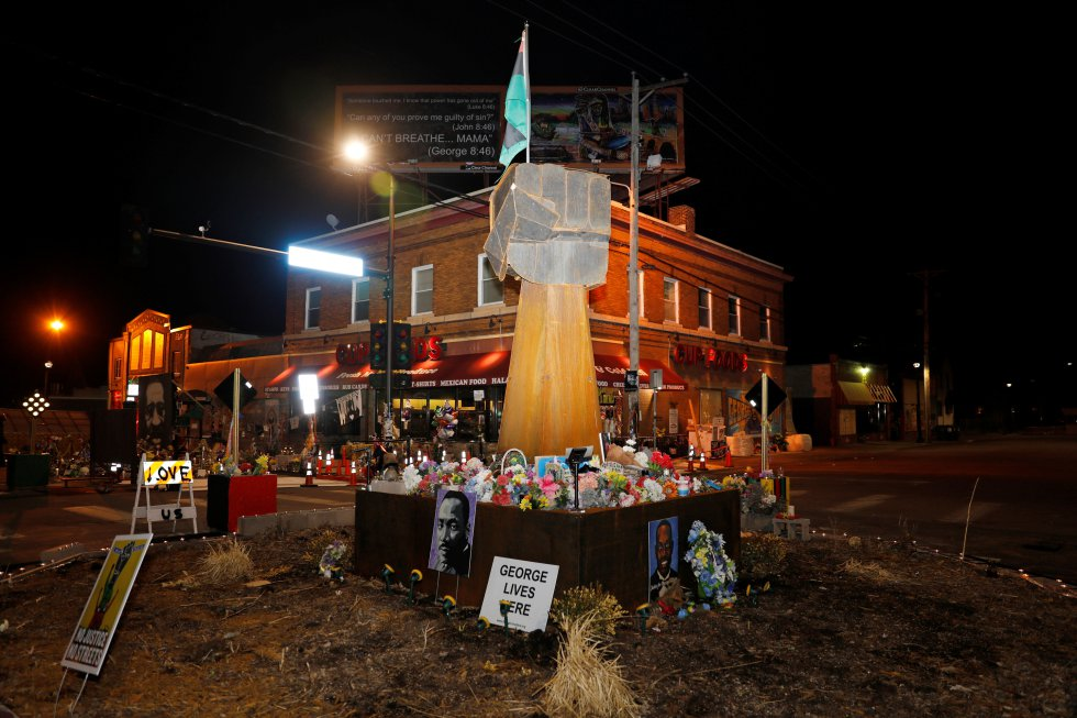 A 10 meses de la tragedia: comienza el juicio contra el policía acusado de asesinar a George Floyd