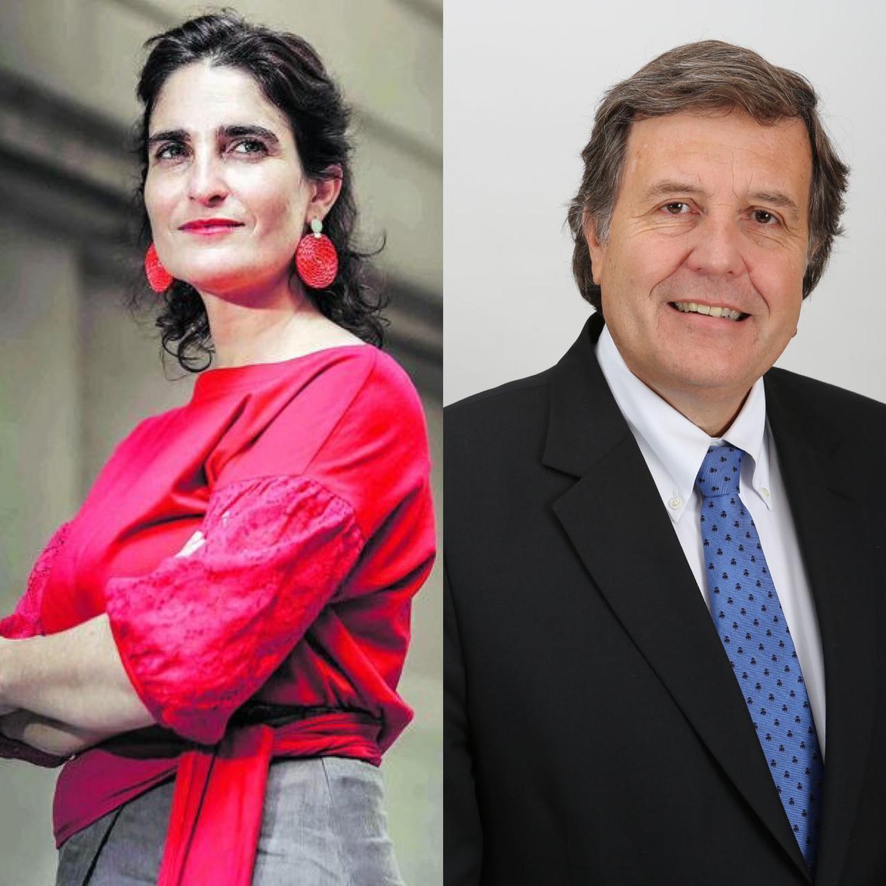 Cambio de gabinete: Sale María José Zaldívar, entra Patricio Melero