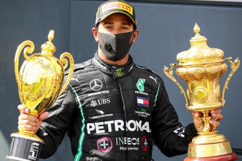 Fórmula 1: Hamilton y Schumacher, dos vidas y siete títulos