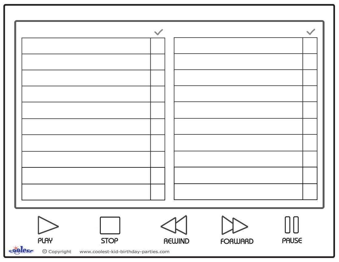 Blank Keyboard Template Printable Worksheets Releaseboard Free Printable Worksheets And Activities