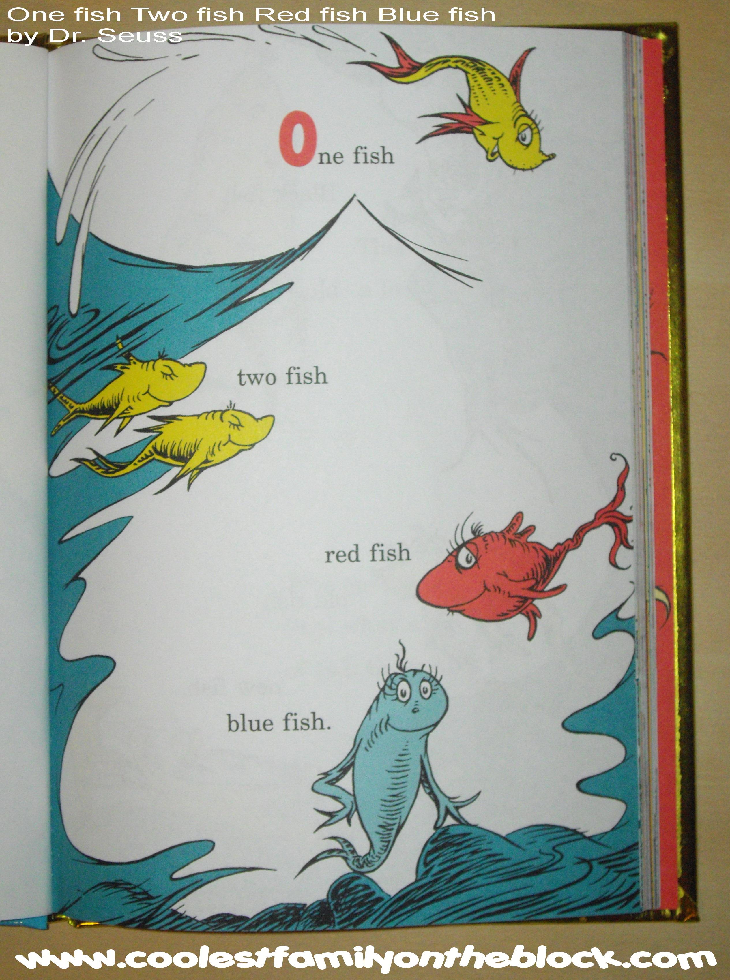 10 Easy Dr Seuss Snacks