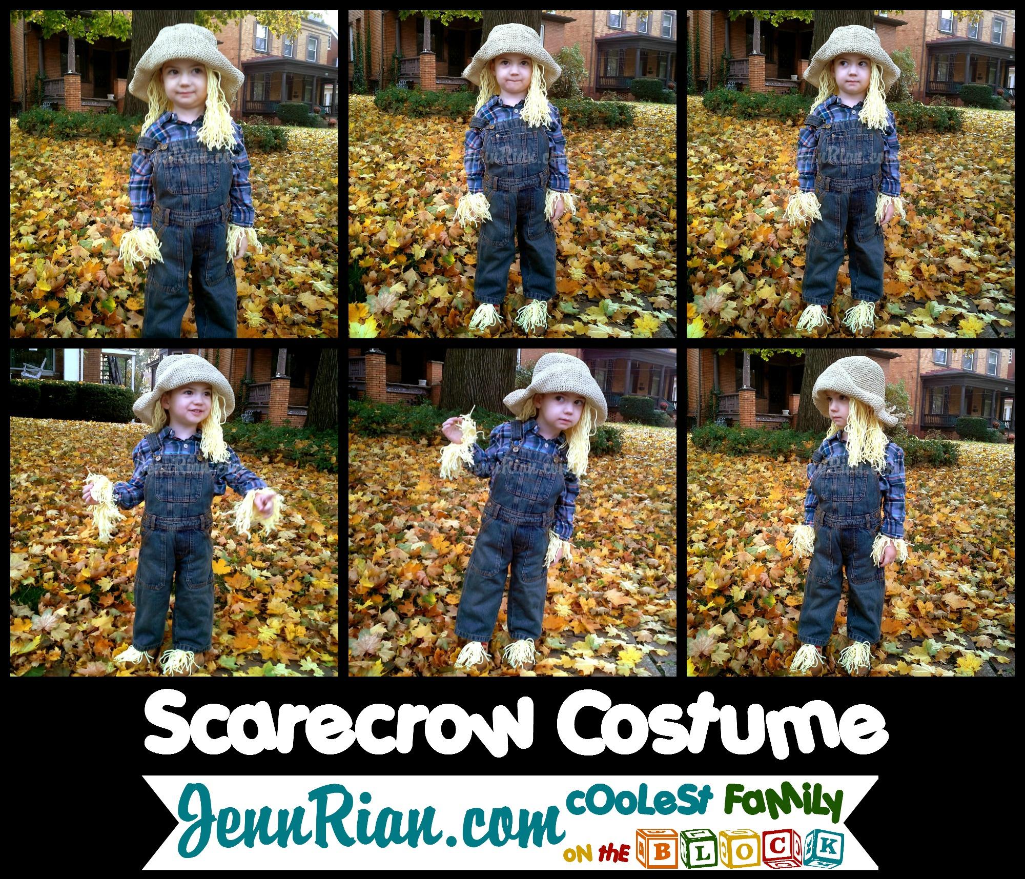 Easy Last Minute Halloween Costumes