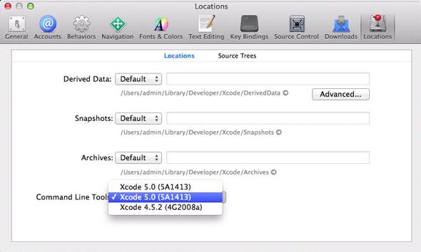 Install Git on Mac OS X