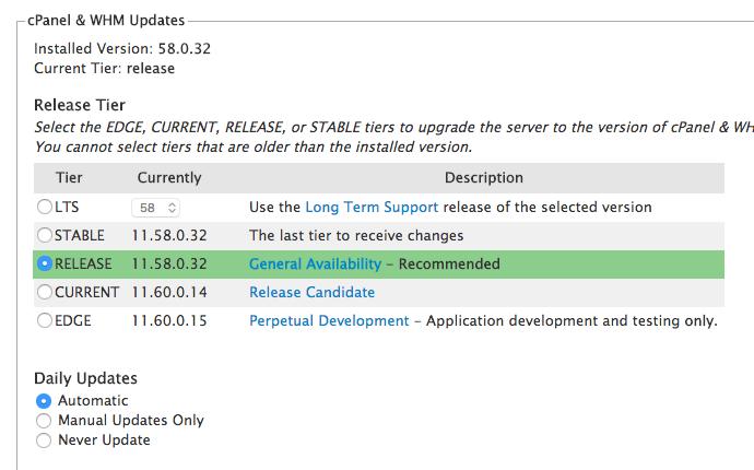 cpanel-terbaru-update