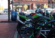 bikes-downtown