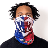 Haiti-Flag Face