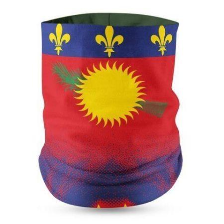 Guadeloupe Flag Bandana