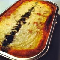 Sometimes life calls for a Costco lasagna