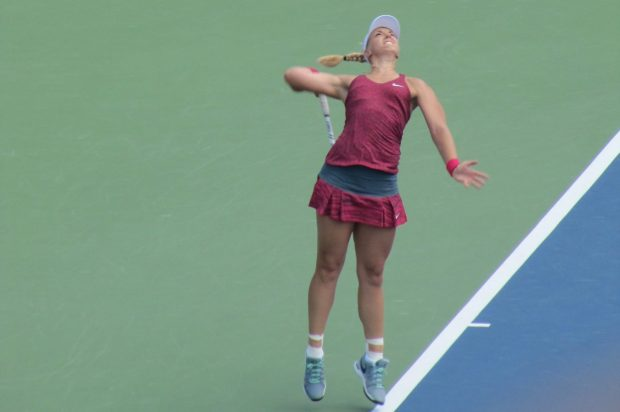 Sabine Lipsicki Rogers Cup Montreal 2014