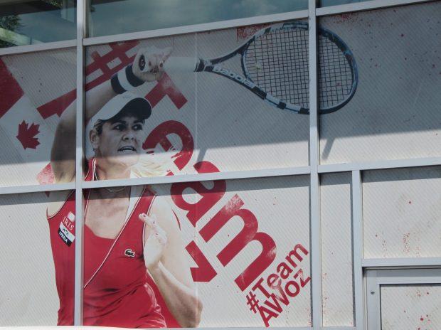Alexsandra Wozniak Rogers Cups Montreal 2014