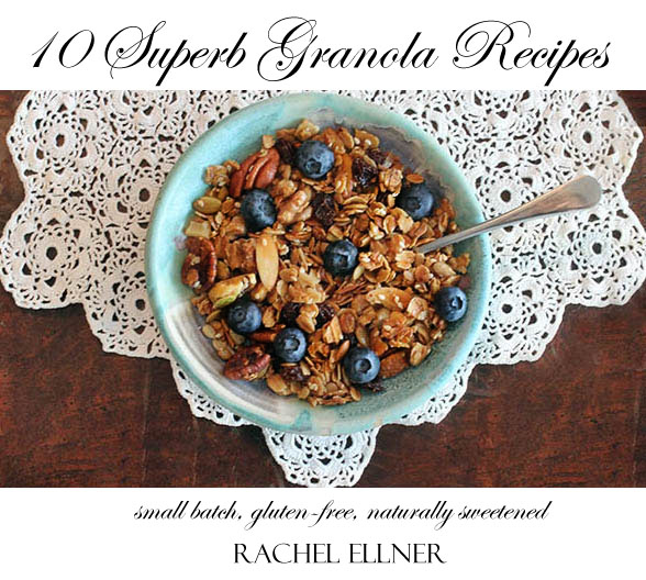 10 Superb Granola Recipes