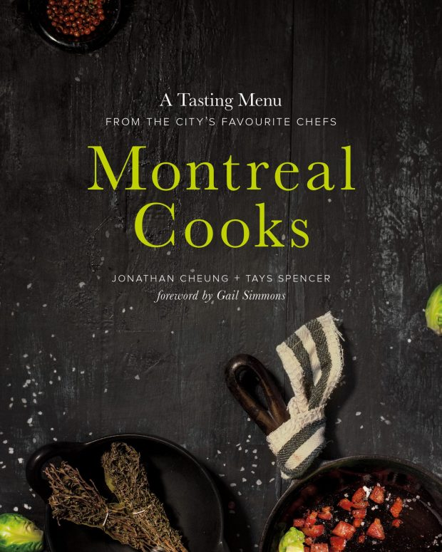 Book review montreal cooks cool food dude book review montreal cooks forumfinder Images