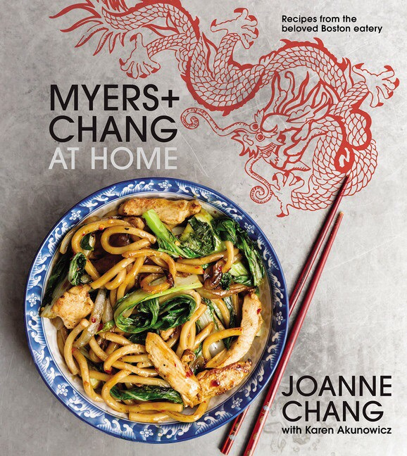 Myers + Chang at Home, Joanne Chang