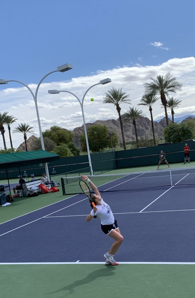 Jeļena Ostapenko - Indian Wells 2019