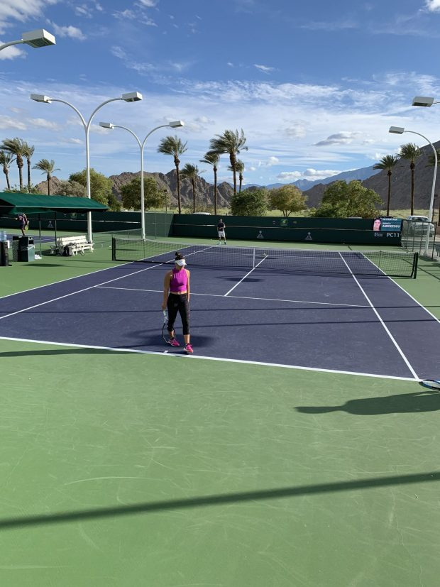 Bianca Andreescu - Indian Wells 2019