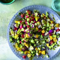 Mango and Mint Salad