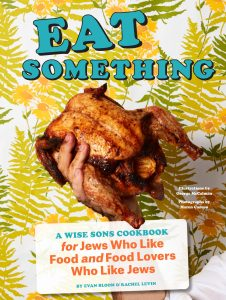 Eat Something by Evan Bloom & Rachel Levin