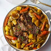 Not Your Ordinary Pot Roast