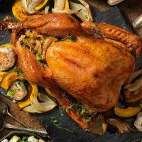 Monica's Classic Roast Turkey