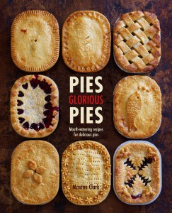 Pies Glorious Piesby Maxine Clark (Ryland Peters and Small). Copyright © 2020. Photographs by Steve Painter.