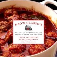 Cookbook Review: Rao's Classics