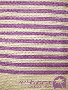 Honeycomb Cream - Orchid lines by Cool-Fouta