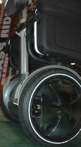 Segway Spinners