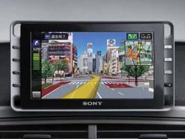 Sony 3D-Gps Tokyo