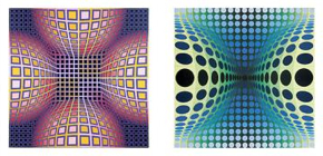 Vasarely Book Inside
