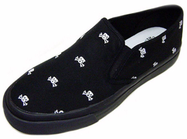 Polo-Skull-Slipons