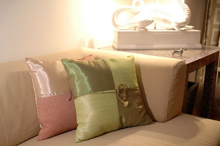 Greentea-Pillows