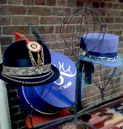 Hats by Selima - COOL HUNTING c1e3eaf2fe7a