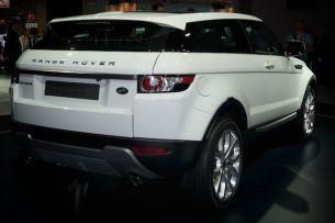 Range Rover Evoque Backside