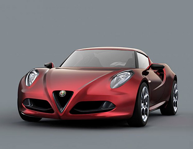 Alfa Romeo 4c Cool Hunting