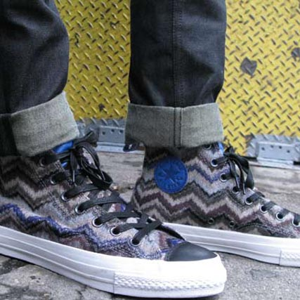 Fall 2011 Missoni for Converse Chuck Taylor All Star - COOL HUNTING bf7524cae