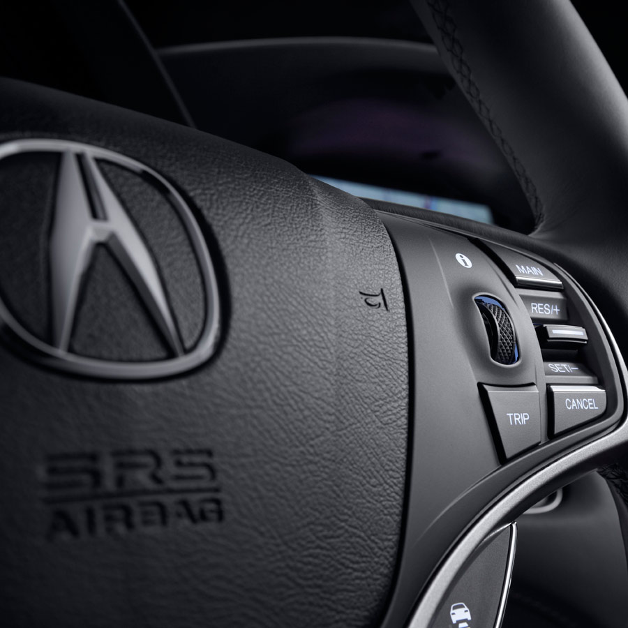 Acura Sport Hybrid Super Handling AWD