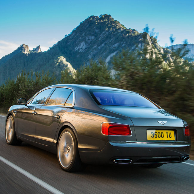 Bentley 2014: The 2014 Bentley Flying Spur