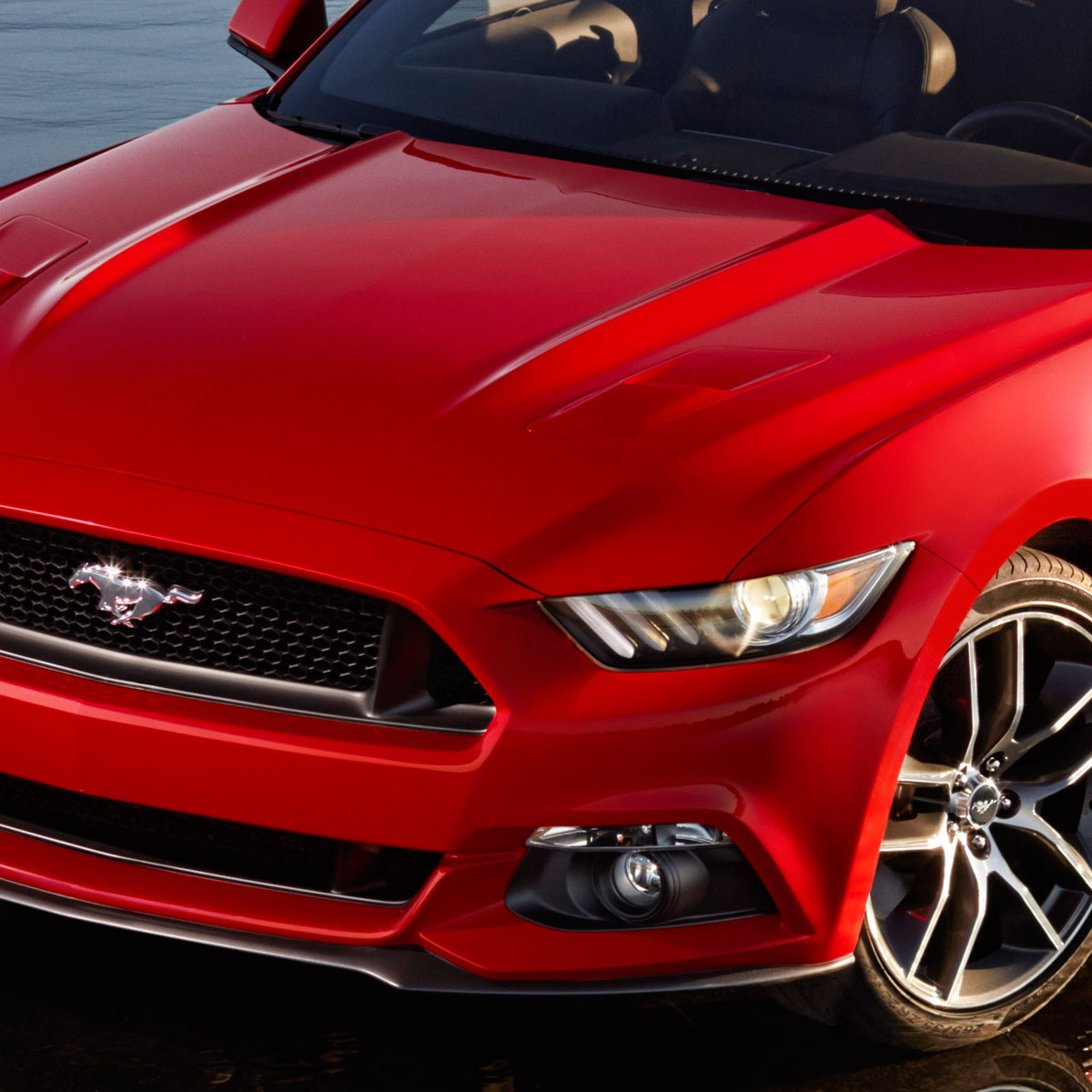 The 2015 Ford Mustang - COOL HUNTING